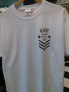 CCC T-Shirt Frt. logo